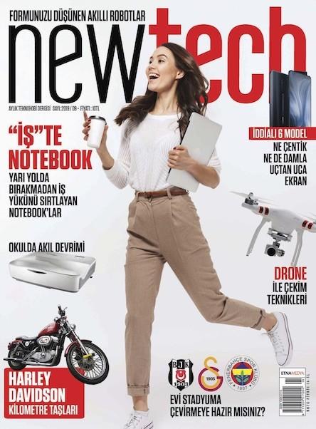 Newtech Eylül 2019