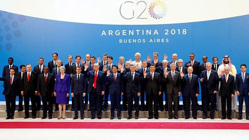 G20 liderlərindən 31 bənddən ibarət bəyannamə