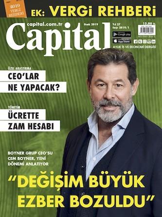 Capital Ocak 2019