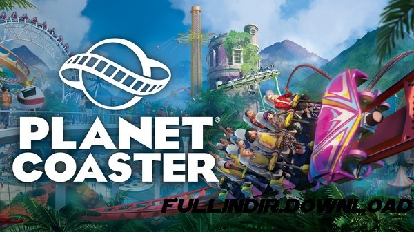 Planet Coaster Full Torrent indir