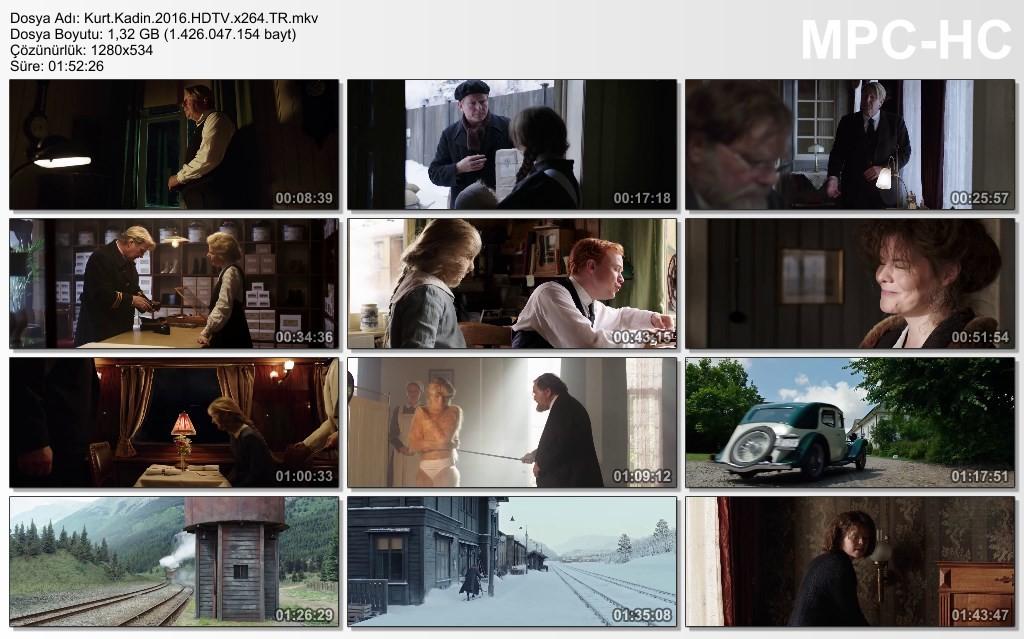 Kurt Kadın - Løvekvinnen 2016 HDTV x264 Türkçe Dublaj