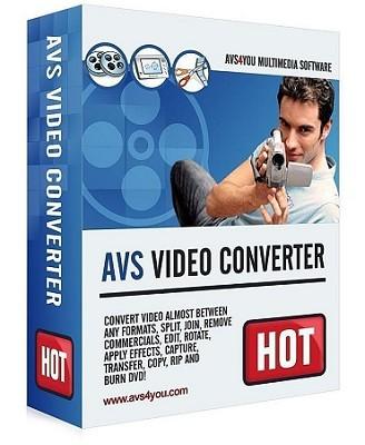 AVS Video Converter 10.0.1.610 | Full İndir