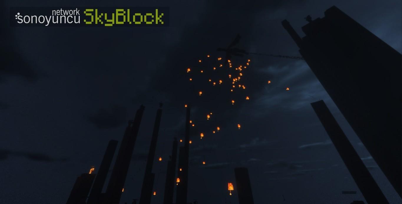 Skyblock Ejderha Güncellemesi