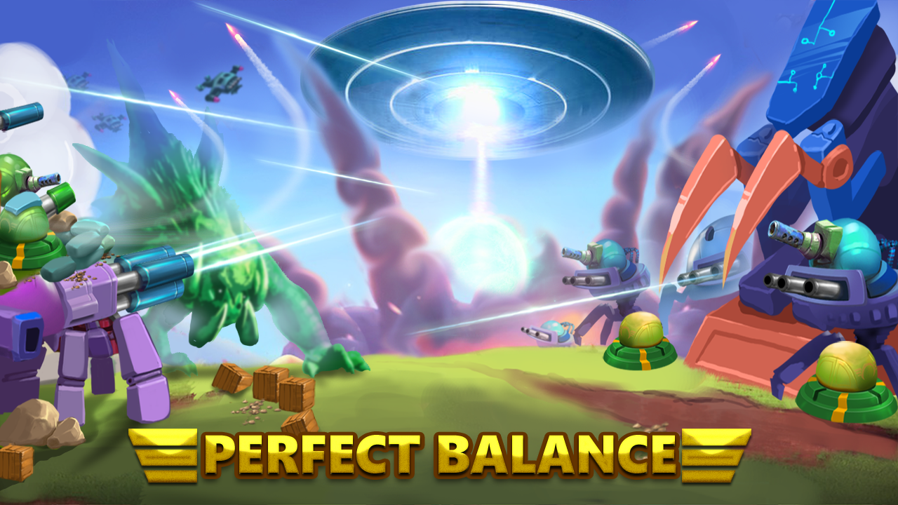 Tower Defense: Alien War TD 2 Apk