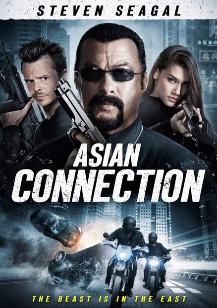 Tehlikeli Soygun | The Asian Connection | 2016 | BRRip XviD | Türkçe Dublaj
