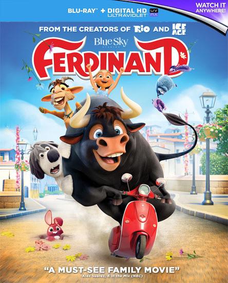 Ferdinand - 2017 - BluRay - 1080p - DUAL