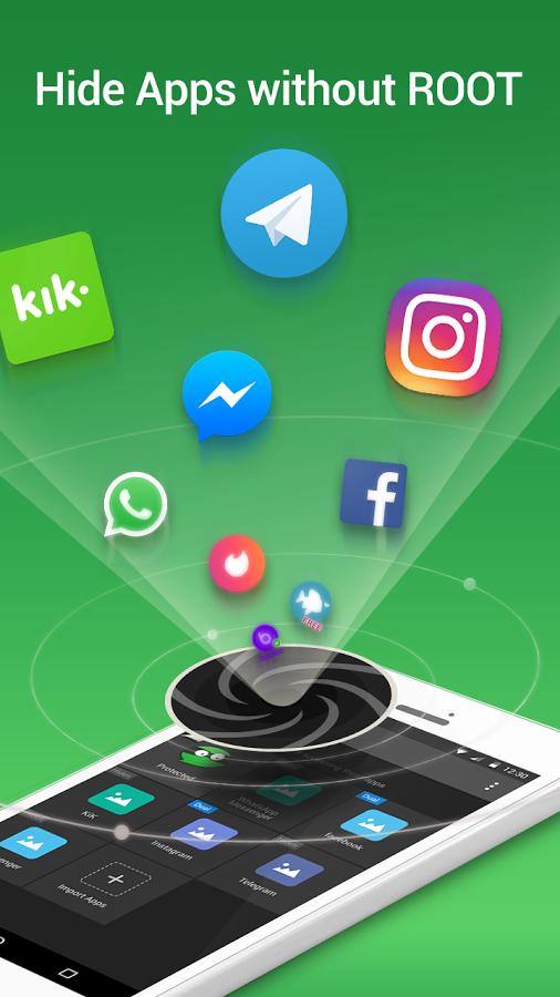 App Hider Apk Program