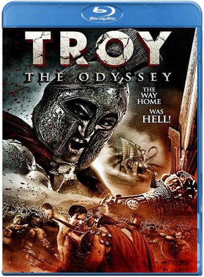 Truva: Odise Efsanesi - Troy the Odyssey - 720p - 1080p DuaL (TR-EN)