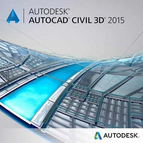 Autodesk AutoCAD Civil 3D 2015 SP2 Full x64 indir