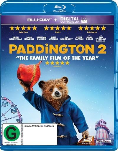 Ayı Paddington 2 – Paddington 2 2017 (BluRay HD) TR Altyazı indir