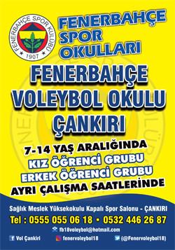 Kayıkçı Ofset Fenerbahçe Voleybol Convert