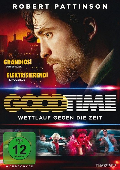 Soygun – Good Time 2017 (BRRip – m720p) Türkçe Dublaj indir