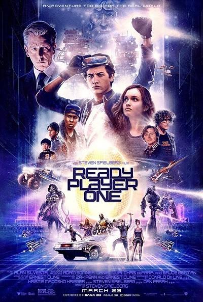 Başlat - Ready Player One 2018 Türkçe Dublaj - Line