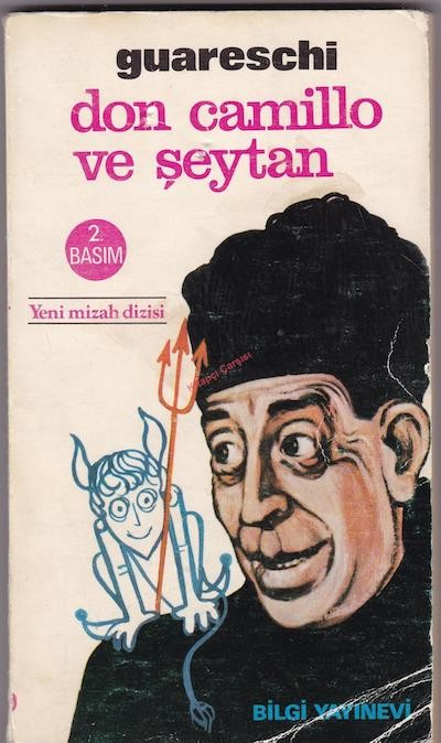 Giovanni Guareschi Don Camillo ve Şeytan Pdf