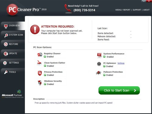 PC Cleaner Pro 2018 v14.0.18.3.31 Full İndir