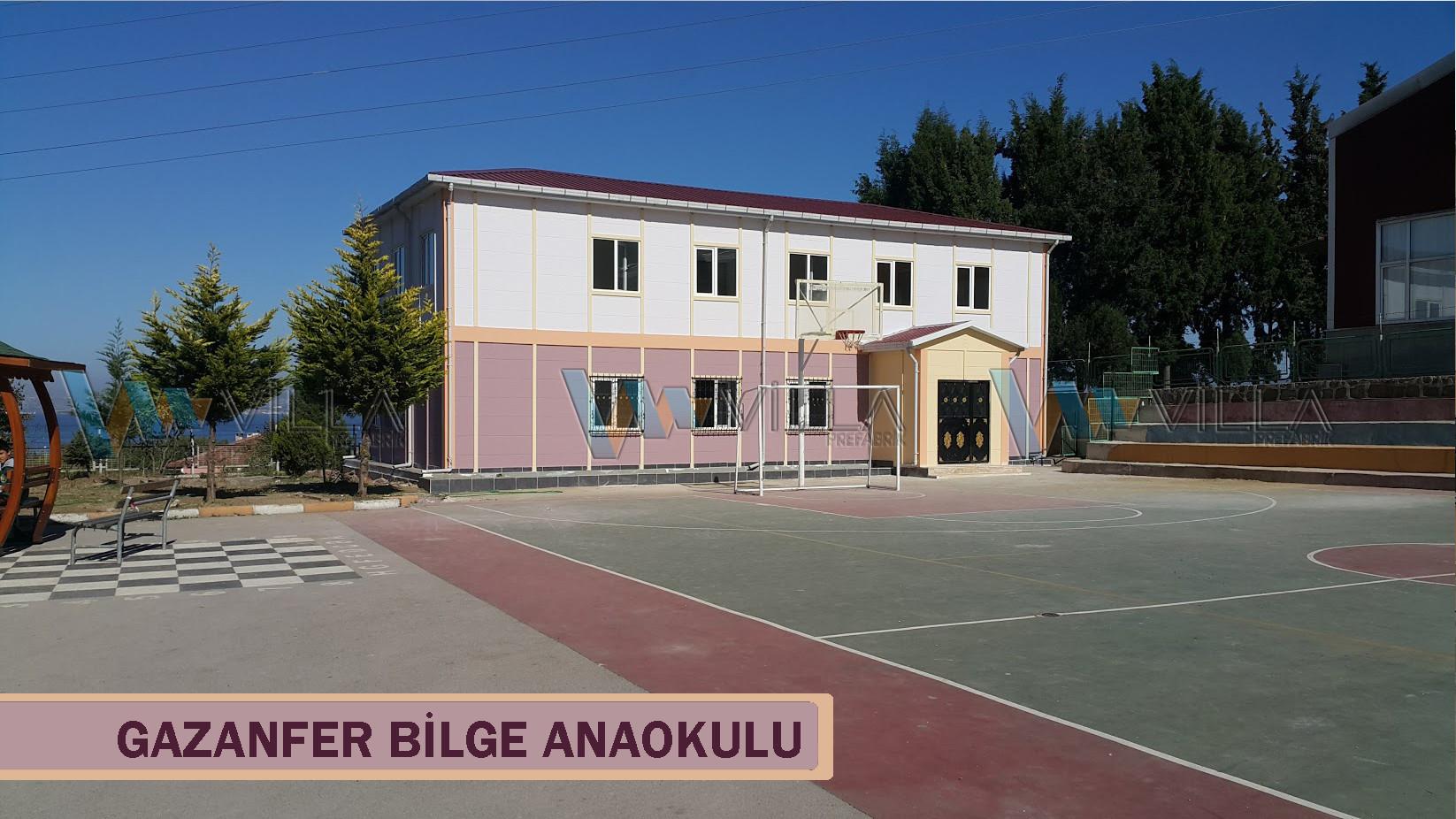 GAZANFER BİLGE ANAOKULU