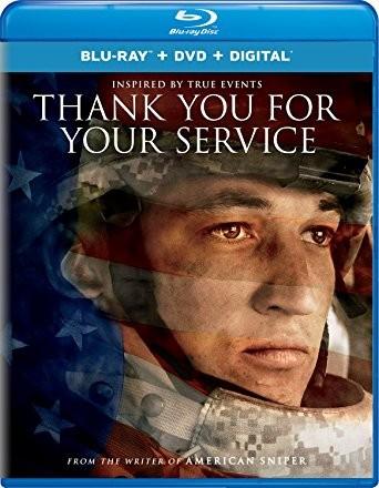 Thank You for Your Service 2017 ( TR DuBLAJ ) 1080p DUAL BluRay