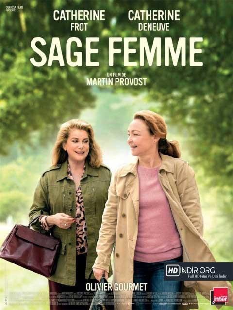 İki Kadın - The Midwife (2017) DUAL TR ENG Bluray İndir