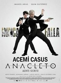 Acemi Casus – Anacleto: Agente secreto 2015 BRRip XviD Türkçe Dublaj – Tek Link