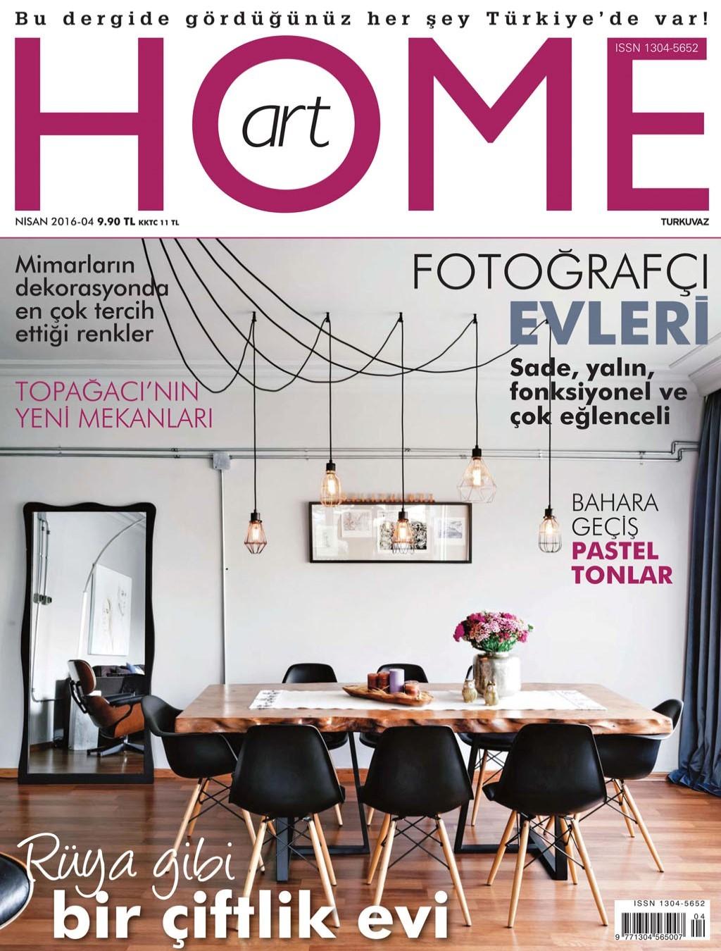 Home Art Nisan E-dergi indir Sandalca.com