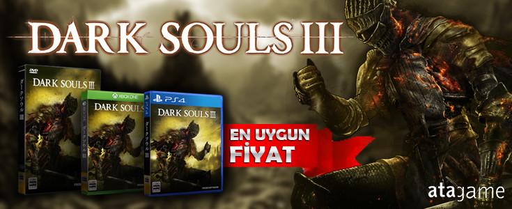 Dark Souls 3 Atagame Stoklarinda