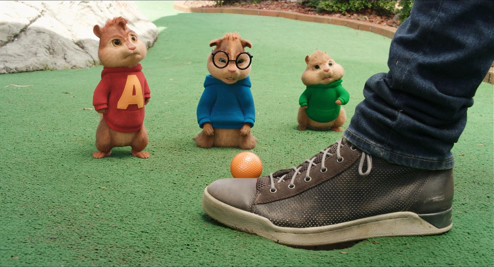 Alvin ve Sincaplar: Yol Macerası (2015) - film indir