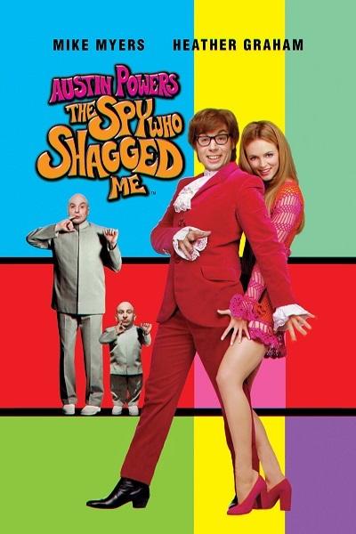 Avanak Ajan: Cazibesi Yeter – The Spy Who Shagged Me 1999 720p Bluray x264  Türkçe Dublaj