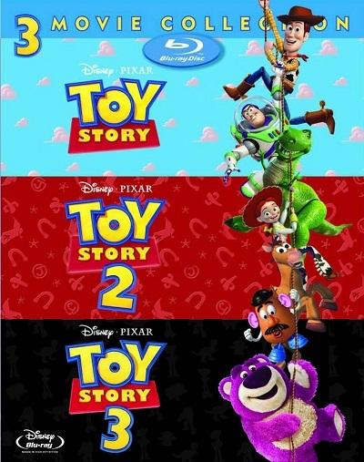Oyuncak Dünyası1.2.3 -  Toy Story 1.2.3   M720p Bluray x264 Türkçe Dublaj - Tek Link