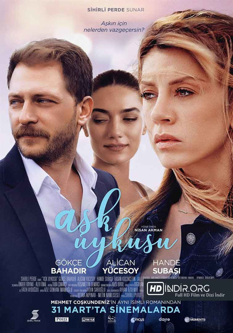 Aşk Uykusu (2017) Yerli Film Full HD İndir