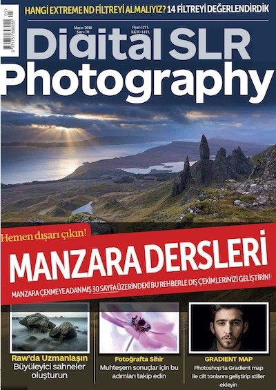 Digital SLR Photography Mayıs 2018