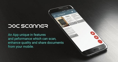 Document Scanner - PDF Creator v4.1.3 [Pro]