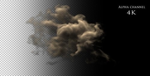 Dust Explosion-Motion Graphic-VH