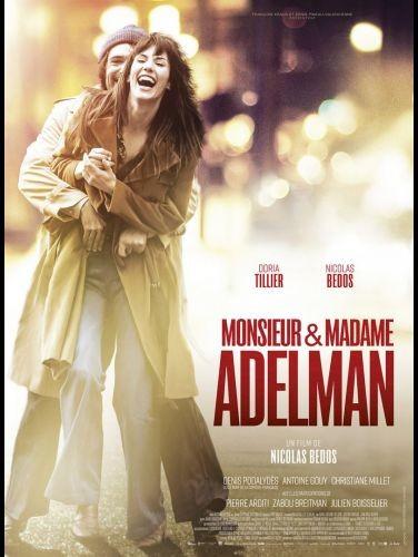 Bay ve Bayan Adelman - Mr & Mme Adelman - 2017 - Türkçe Dublaj