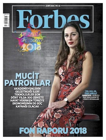 Forbes Şubat 2018