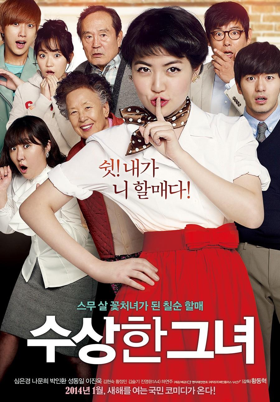 Miss Granny / 2014 / Güney Kore / Mp4 / TR Altyazılı