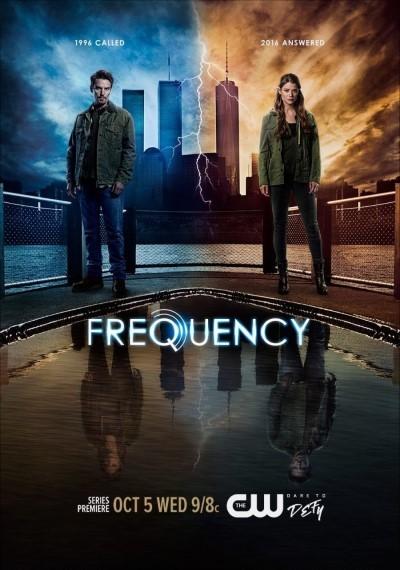 Frekans - Frequency (2016–) Yabancı Dizi 1. Sezon Tüm Bölümler türkçe dublaj indir