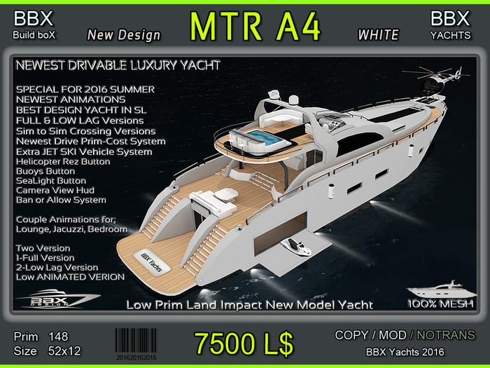MTR A4