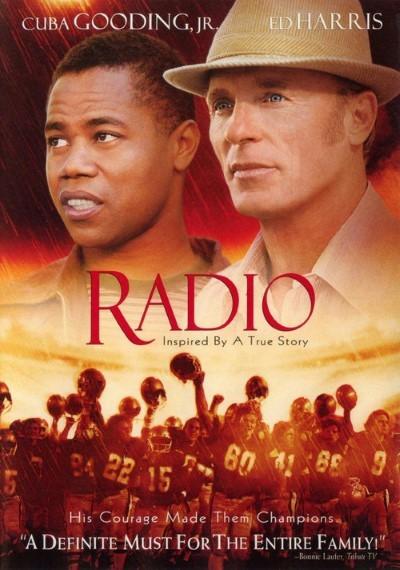 Radyo - Radio (2003) türkçe dublaj full film indir