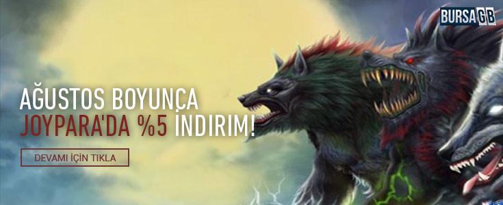 Ağustos Boyunca Süren Wolfteam Nakit İndirimi Başladı !