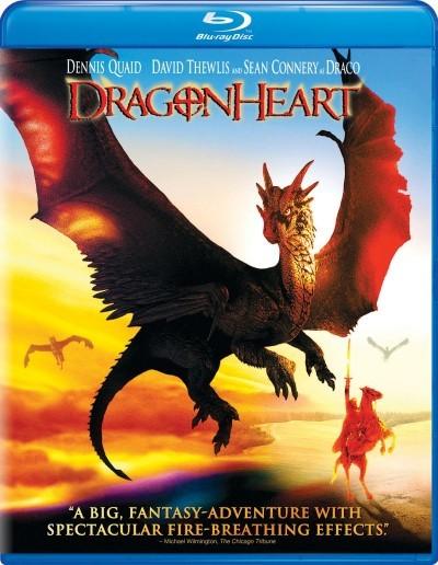 Ejder Yürek - DragonHeart (1996) hd türkçe dublaj indir