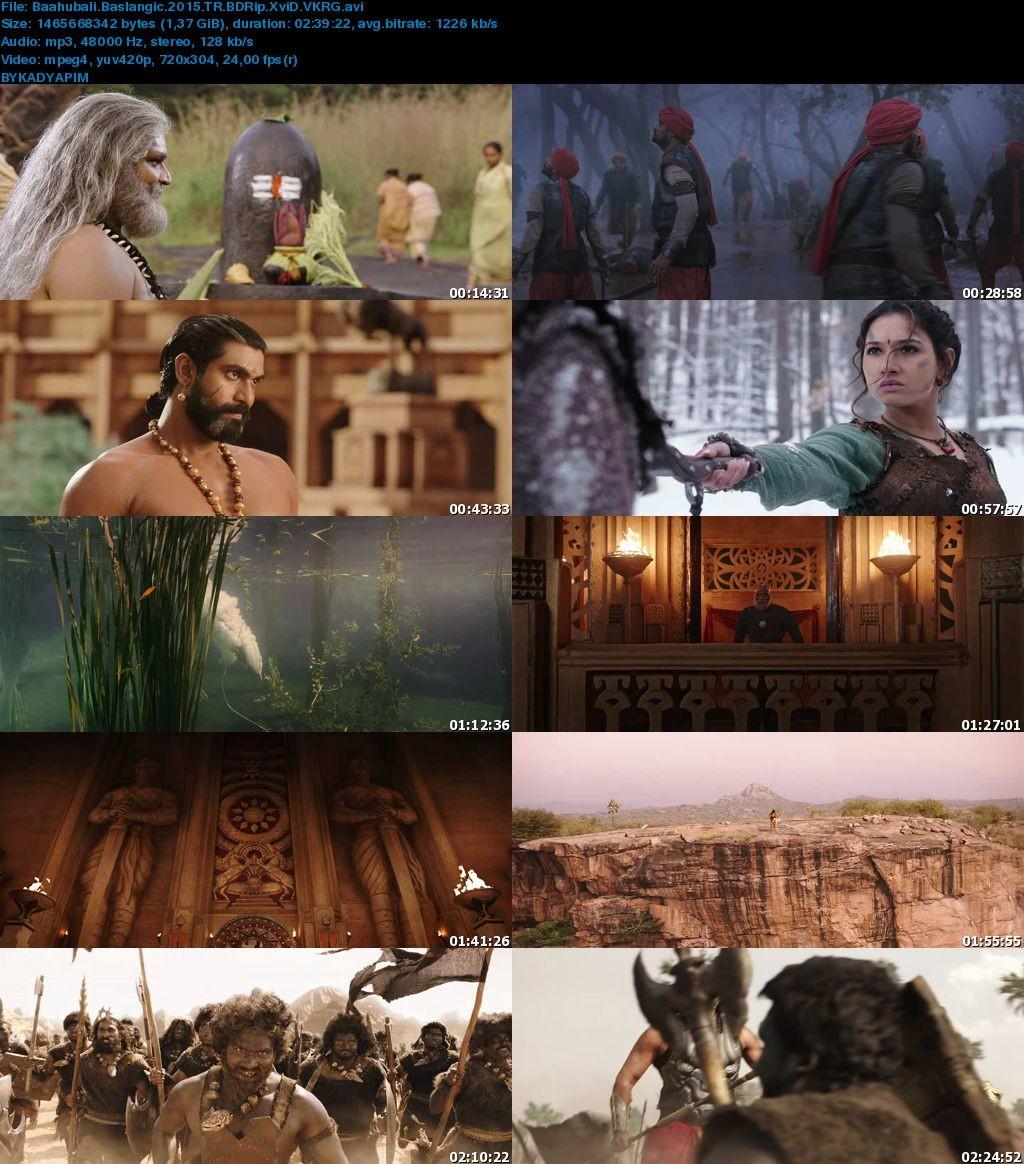 Baahubali: Başlangıç Filmi