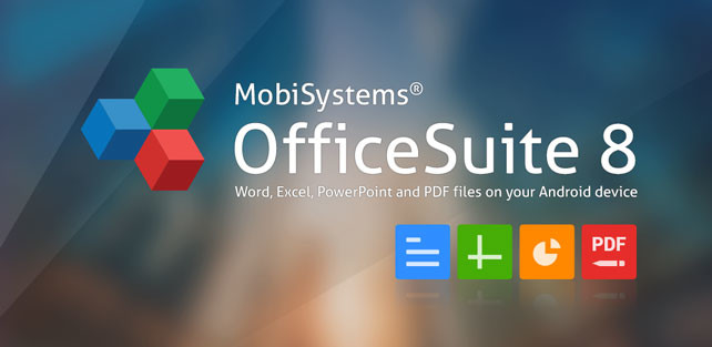 OfficeSuite- Office + PDF Editor & Converter