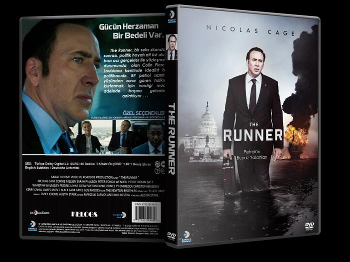 Gücün Bedeli – The Runner 2015 DVD-5 DuaL TR-EN – Tek Link