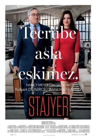 Stajyer – The Intern 2015 BRRip XviD Türkçe Dublaj – Tek Link