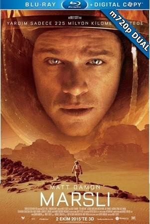 Marslı - The Martian 2015 m720p Mkv DuaL TR-EN - Tek Link