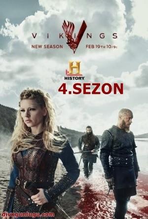 Vikings – 4.Sezon HDTV-720p Tüm Bölümler Güncel – Tek Link