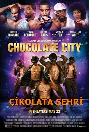 Çikolata Şehri – Chocolate City 2015 BRRip XviD Türkçe Dublaj – Tek Link