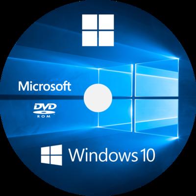 Windows 10 16in1 Türkçe 32×64 bit Tüm Sürümler