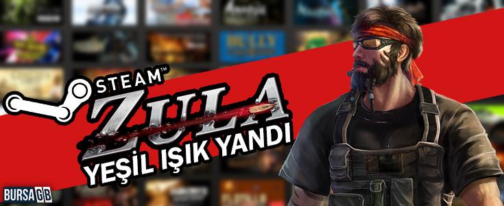 Steam, Zula'ya Yesil Isik Yakti