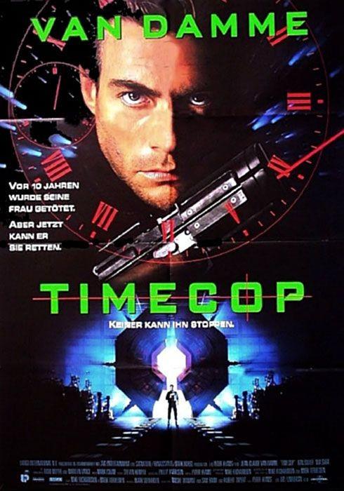Timecop - Zaman Polisi (1994) - türkçe dublaj film indir - ücretsiz indir